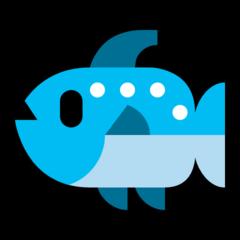Fish microsoft emoji