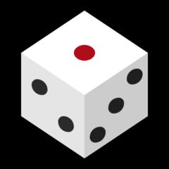 Game Die microsoft emoji