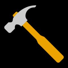 Hammer microsoft emoji