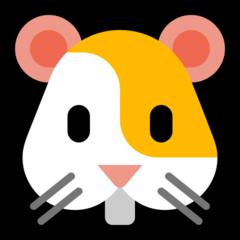 Hamster Face microsoft emoji