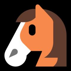 Horse Face microsoft emoji