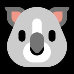 Koala microsoft emoji