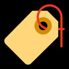 Label microsoft emoji
