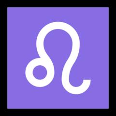 Leo microsoft emoji