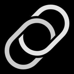 Link Symbol microsoft emoji
