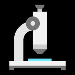 Microscope microsoft emoji