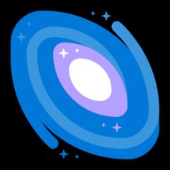 Milky Way microsoft emoji