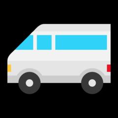 Minibus microsoft emoji