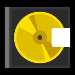 Minidisc microsoft emoji