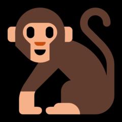 Monkey microsoft emoji