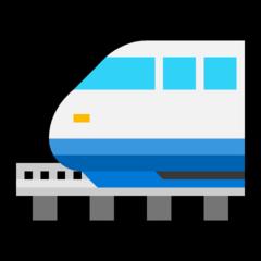 Monorail microsoft emoji