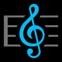 Musical Score microsoft emoji