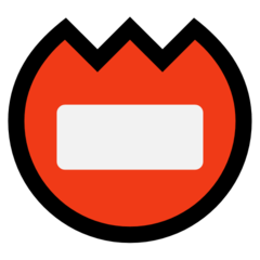 Name Badge microsoft emoji