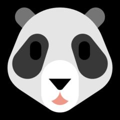 Panda Face microsoft emoji