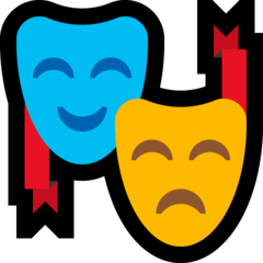Performing Arts microsoft emoji