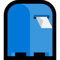 Postbox microsoft emoji