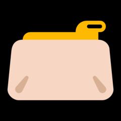 Pouch microsoft emoji