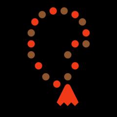 Prayer Beads microsoft emoji