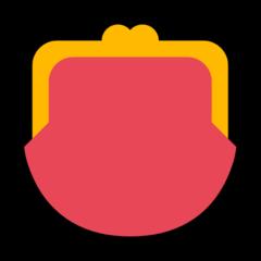 Purse microsoft emoji