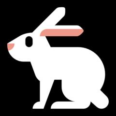 Rabbit microsoft emoji
