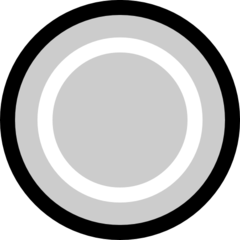 Radio Button microsoft emoji