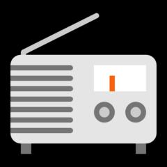 Radio microsoft emoji