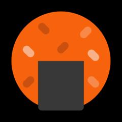 Rice Cracker microsoft emoji