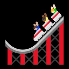 Roller Coaster microsoft emoji
