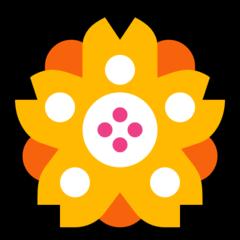 Rosette microsoft emoji