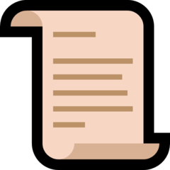 Scroll microsoft emoji