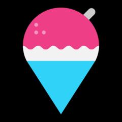 Shaved Ice microsoft emoji
