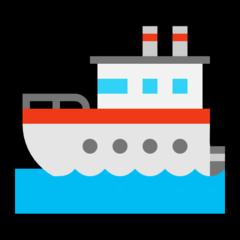 Ship microsoft emoji