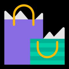 Shopping Bags microsoft emoji
