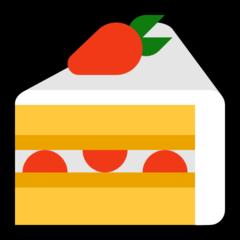 Shortcake microsoft emoji