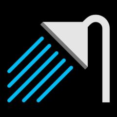 Shower microsoft emoji