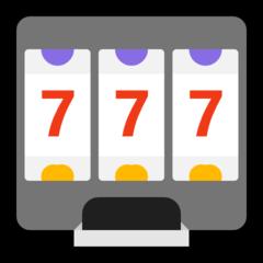 Slot Machine microsoft emoji