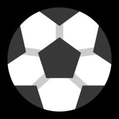 Soccer Ball microsoft emoji