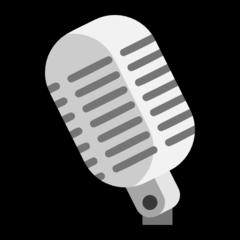 Studio Microphone microsoft emoji