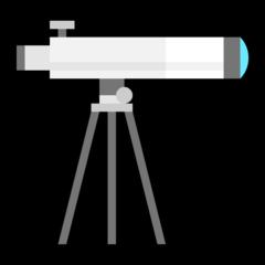 Telescope microsoft emoji