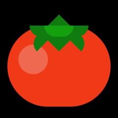 Tomato microsoft emoji