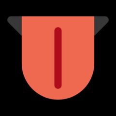 Tongue microsoft emoji