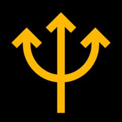 Trident Emblem microsoft emoji