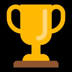 Trophy microsoft emoji