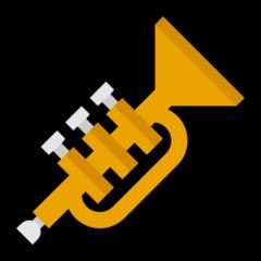Trumpet microsoft emoji
