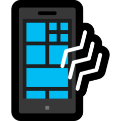 Vibration Mode microsoft emoji