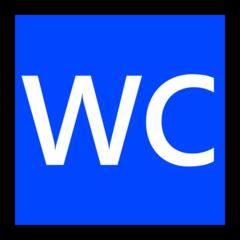 Water Closet microsoft emoji