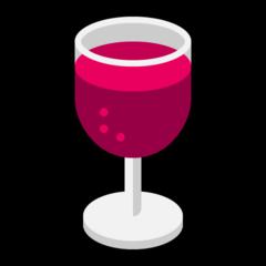 Wine Glass microsoft emoji