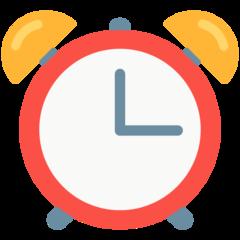 Alarm Clock mozilla emoji