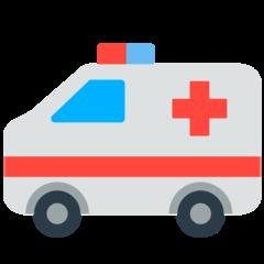 Ambulance mozilla emoji