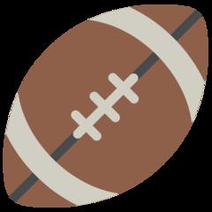 American Football mozilla emoji